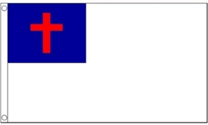 Image of   Christian Island Flag (90x150cm)