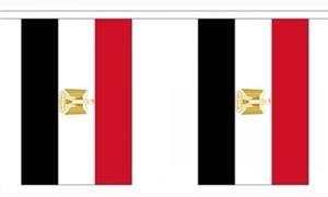 Image of   Egypten Guirlander 9m (30 flag)