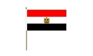 Image of   Egypten Håndflag (30x45cm)