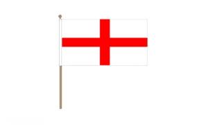 Image of   England Håndflag (30x45cm)