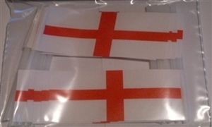 Image of   England Kageflag (30x48mm)