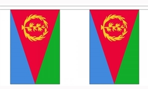 Image of   Eritrea Guirlander 9m (30 flag)