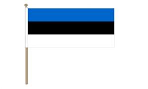 Image of   Estland Håndflag (30x45cm)