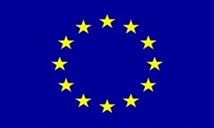 Image of   Europæiske Union Flag (90x150cm)