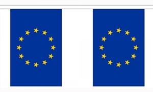 Image of   Europæiske Union Guirlander 3m (10 flag)