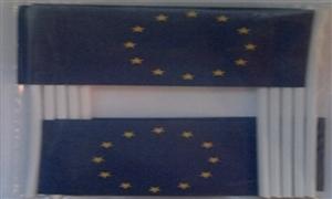Image of   Europæiske Union Kageflag (30x48mm)