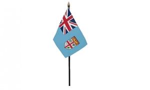 Image of   Fiji Håndflag (10x15cm)