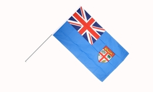 Image of   Fiji Håndflag (15x22cm)