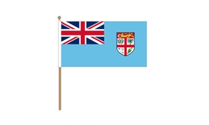 Image of   Fiji Håndflag (30x45cm)