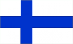 Image of   Finland Flag (90x150cm)