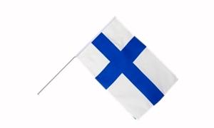 Image of   Finland Håndflag (15x22cm)