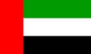 Image of   Forenede Arabiske Emirater Flag (90x150cm)