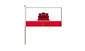 Image of   Gibraltar Håndflag (30x45cm)