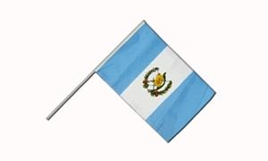 Image of   Guatemala Håndflag (15x22cm)