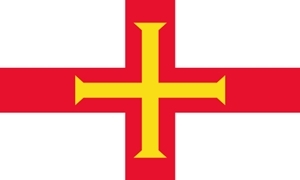 Image of   Guernsey Flag (90x150cm)