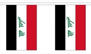 Image of   Irak Guirlander 9m (30 flag)