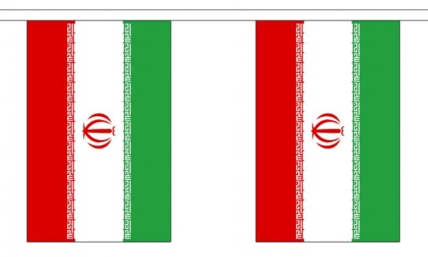 Image of   Iran Guirlander 3m (10 flag)