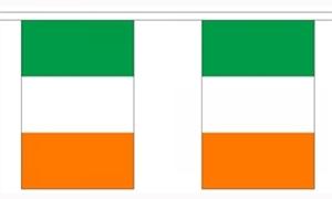 Image of   Irland Guirlander 9m (30 flag)