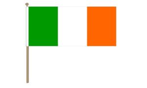 Image of   Irland Håndflag (30x45cm)