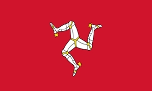 Image of   Isle of Man Flag (90x150cm)