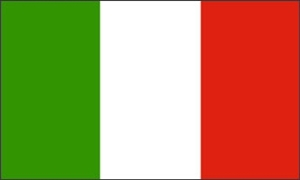 Image of   Italien Flag (90x150cm)