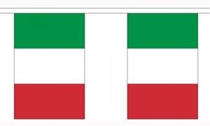 Image of   Italien Guirlander 9m (30 flag)