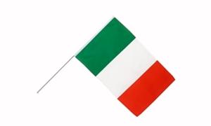 Image of   Italien Håndflag (15x22cm)