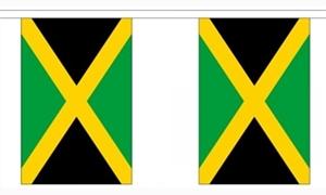 Image of   Jamaica Guirlander 9m (30 flag)