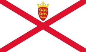Image of   Jersey Flag (90x150cm)