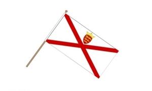 Image of   Jersey Håndflag (15x22cm)