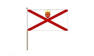 Image of   Jersey Håndflag (30x45cm)