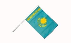 Image of   Kasakhstan Håndflag (15x22cm)