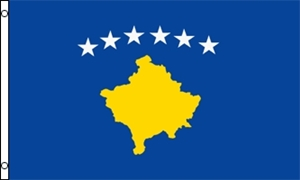 Image of   Kosovo Flag (90x150cm)