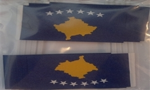 Image of   Kosovo Kageflag (30x48mm)