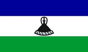 Image of   Lesotho Flag (90x150cm)