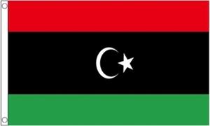 Image of   Libyen Flag (90x150cm)