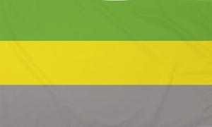 Image of   Lithromantic Flag (90x150cm)