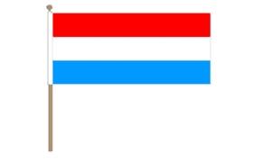 Image of   Luxemborg Håndflag (30x45cm)