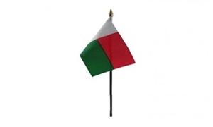 Image of   Madagaskar Håndflag (10x15cm)