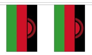 Image of   Malawi Guirlander 3m (10 flag)