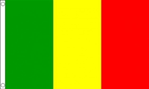 Image of   Mali Flag (90x150cm)