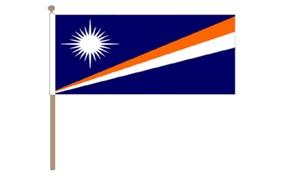 Image of   Marshalløerne Håndflag (30x45cm)