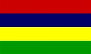Image of   Mauritius Flag (90x150cm)