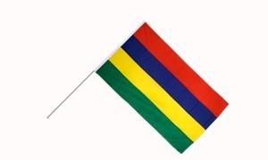 Image of   Mauritius Håndflag (15x22cm)