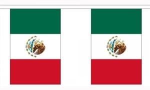 Image of   Mexico Guirlander 3m (10 flag)
