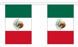 Image of   Mexico Guirlander 3m (10 flag)