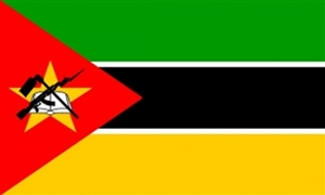 Image of   Mozambique Flag (90x150cm)