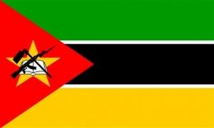 Billede af Mozambique Flag (90x150cm)