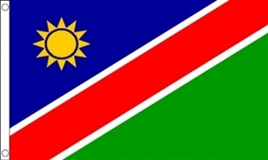 Image of   Namibia Flag (90x150cm)