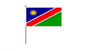 Image of   Namibia Håndflag (30x45cm)